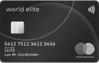 Mastercardの最上位券種